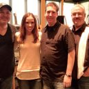Vince Gill adds vocal to the upcoming Darin & Brooke Aldridge album